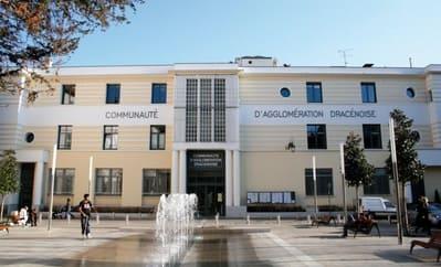 Remplacement installation de chauffage et de rafraîchissement de l'Hôtel communautaire de Draguignan