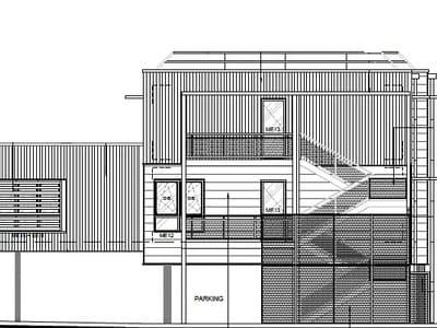 CONSTRUCTION D'UNE EXTENSION DU LHSS13
